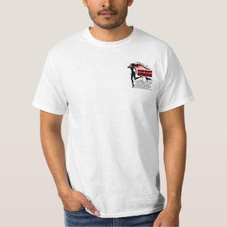 Red Hot Rescue Shirt Design - Logo Front & Back