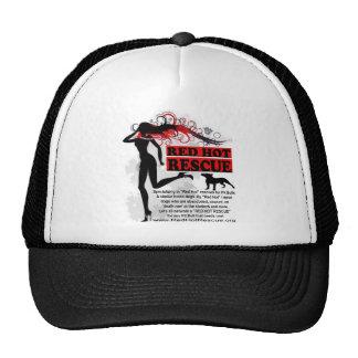 Red Hot Rescue Trucker Hat
