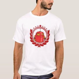 Red Hot Robot Logo Tee