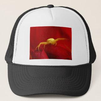 Red Hot Spider Trucker Hat