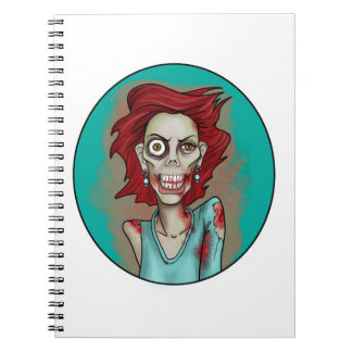 Red Hot Zombie Journal