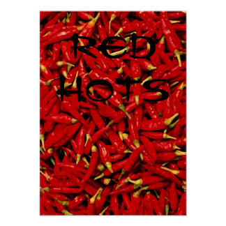 Red Hots Poster