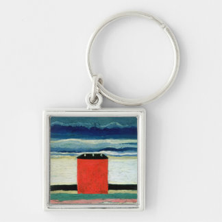 Red House, 1932 Keychain