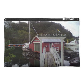 Red house bye the sea travel accessories bags