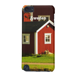 Red Houses in Sweden iPod Touch 5G Covers