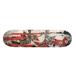 Red Houses Skateboard Deck