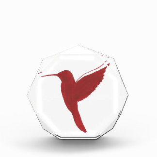 Red Hummingbird Award