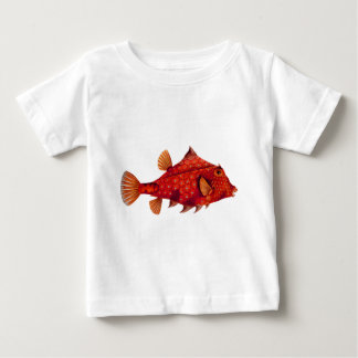 Red Humpback Turretfish Infant T-shirt