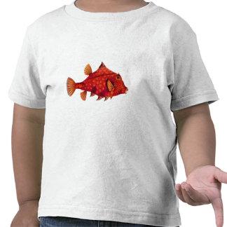 Red Humpback Turretfish Shirt