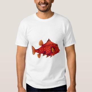 Red Humpback Turretfish T-shirt