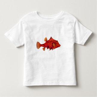 Red Humpback Turretfish T Shirt