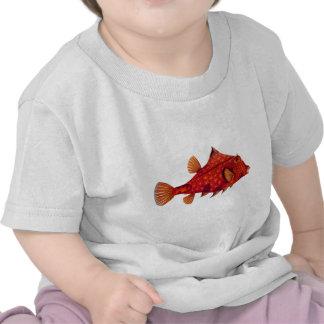 Red Humpback Turretfish Tshirts