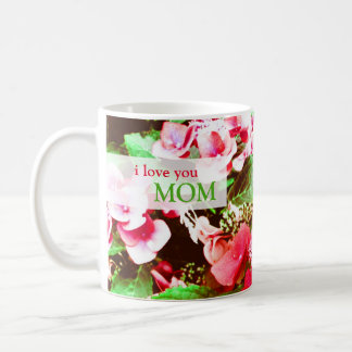 Red Hydrangea Flower For Mothers Day Coffee Mug