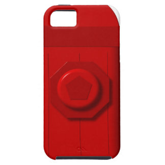red hydrant items iPhone SE/5/5s case