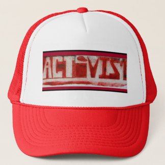 Red i Clothing Trucker Hat