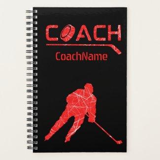 red ice - Best hockey coach Planner