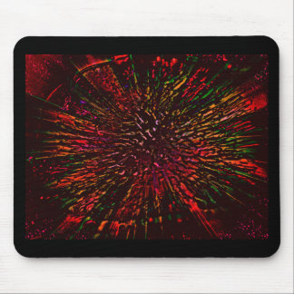 Red Ice Mousepad