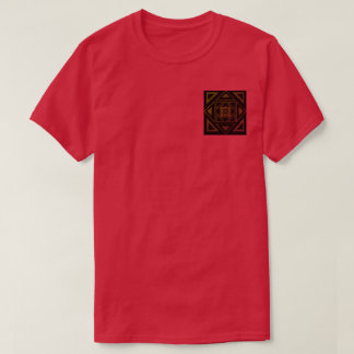 Red Ill triangle shirt