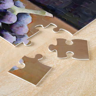 Red in the Shadows Jigsaw Puzzles