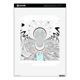 Red Indian latest design.png iPad 3 Decal
