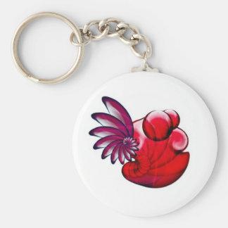 Red Injun keychain