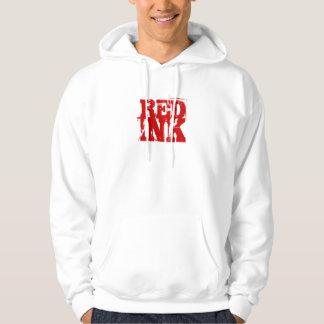 Red Ink Hoodie