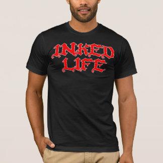 Red Inked Life Rapscallion T-Shirt