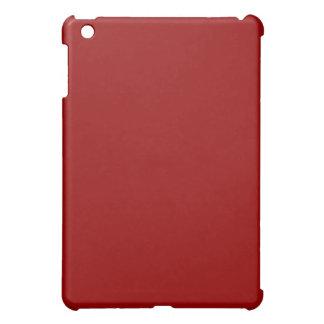 Red iPad Cases (Maroon)
