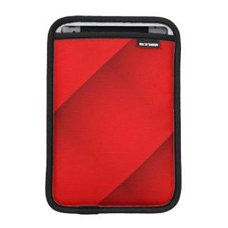 Red iPad Mini Vertical sleeve iPad Mini Sleeve