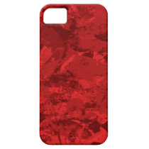 Red iPhone 5/5S Barely There Case