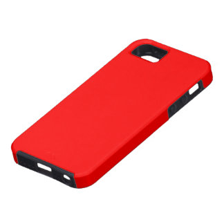 Red iPhone 5 Case-Mate Vibe™ Case iPhone 5 Covers