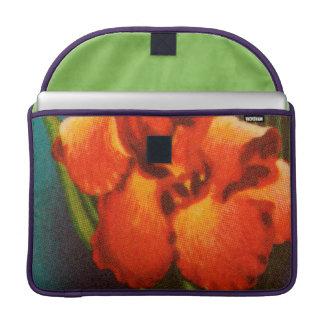 Red Iris Sleeve For MacBook Pro