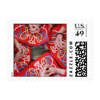 Red Irish Dresses Postage