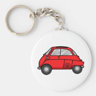 Red Isetta Keychain