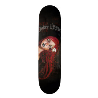 Red Ivy Skateboard