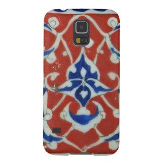 Red Iznik Turkish Tile Ottoman Empire Case For Galaxy S5