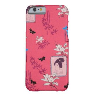 red japanese ladies barely there iPhone 6 case