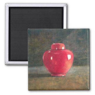 Red Jar 1996 Magnet