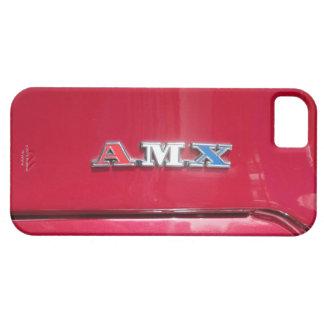 RED JAVELIN AMX LOGO AMERICAN MOTORS COMPANY iPhone 5 CASE