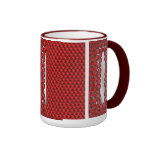 Red jewels, a coof mug for someone special