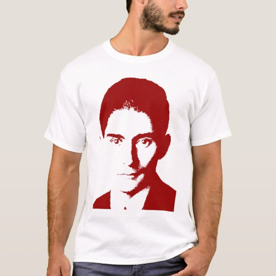 Red Kafka T-Shirt