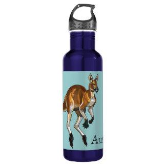 red kangaroo 24oz water bottle