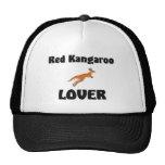 Red Kangaroo Lover Hat