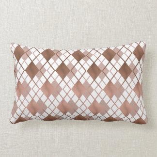 Red Karo cushion