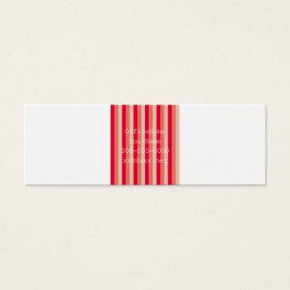 red-katsuojima mini business card