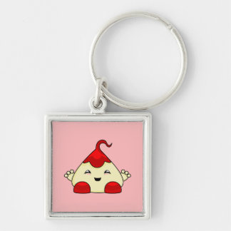 Red Kawaii Tickle Monster Keychains