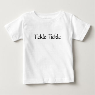 Red Kawaii Tickle Monster T-shirt