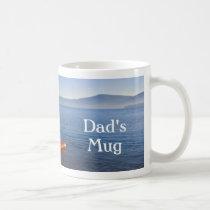 Red Kayak, Dad'sMug Coffee Mug