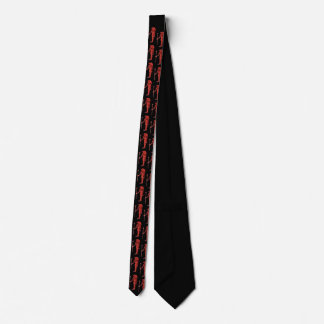 Red kek tie