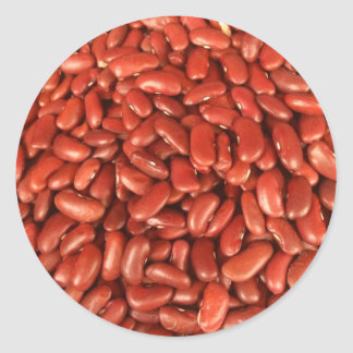 Red Kidney Beans Stickers